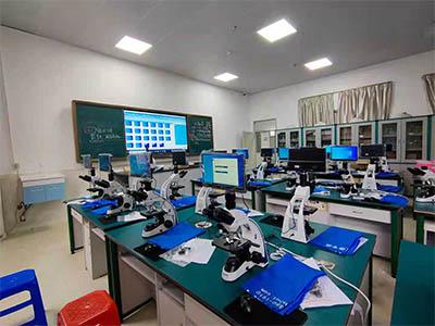 生物多彩的显微互动教学,感受显微镜下的精彩